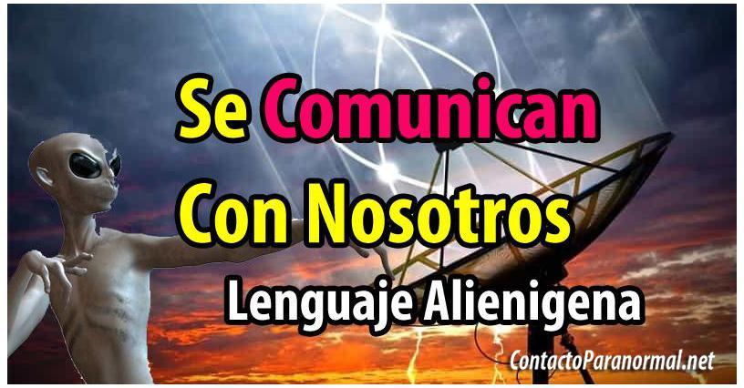 Conoce el Lenguaje Extraterrestre