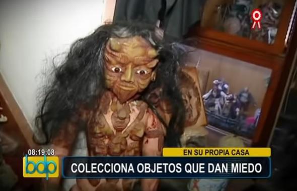 Se han hechos muchos reportajes sobre esta muñeca