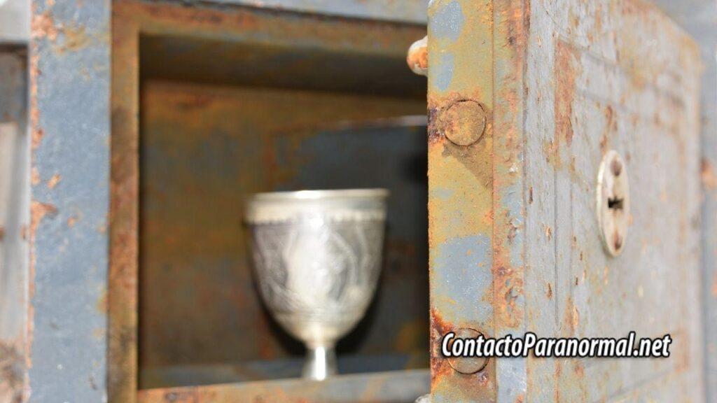 El Caliz o Santo Grial fue de madera