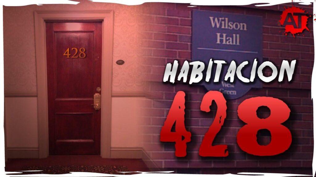 El extraño caso de la habitación 428