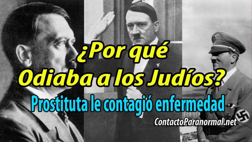 Hitler Odiaba a los Judios prostituta