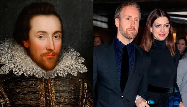 La teoría de reencarnación de William Shakespeare en el esposo de Anne Hathaway
