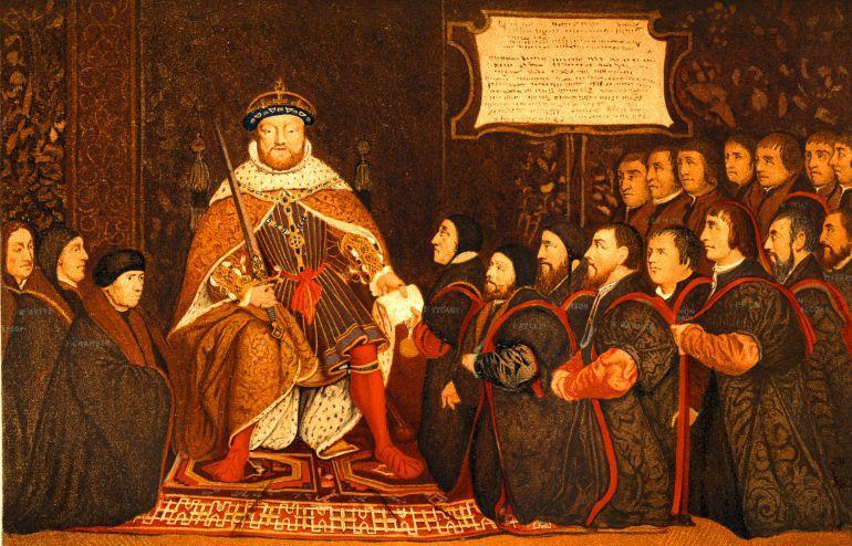 La útima boda de Enrique VIII
