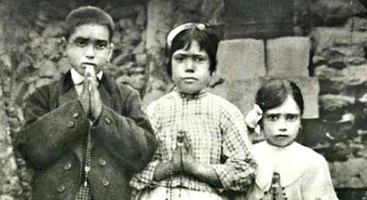 Las apariciones de la Virgen de Fátima