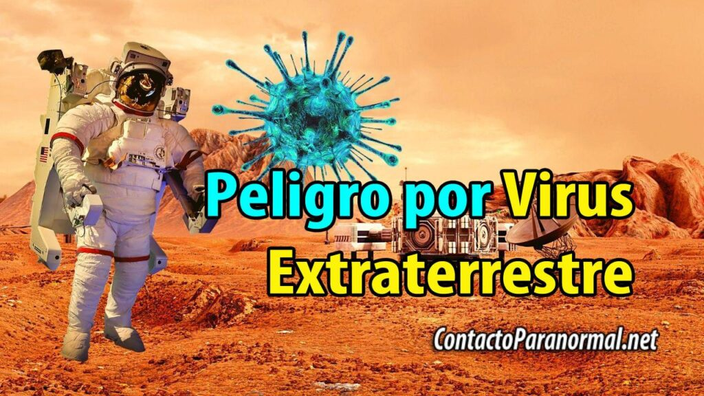 Posible virus extraterrestre
