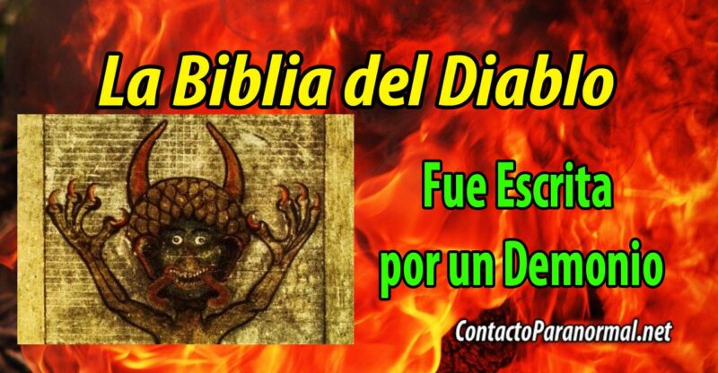 El Codex Gigas, La Biblia del diablo