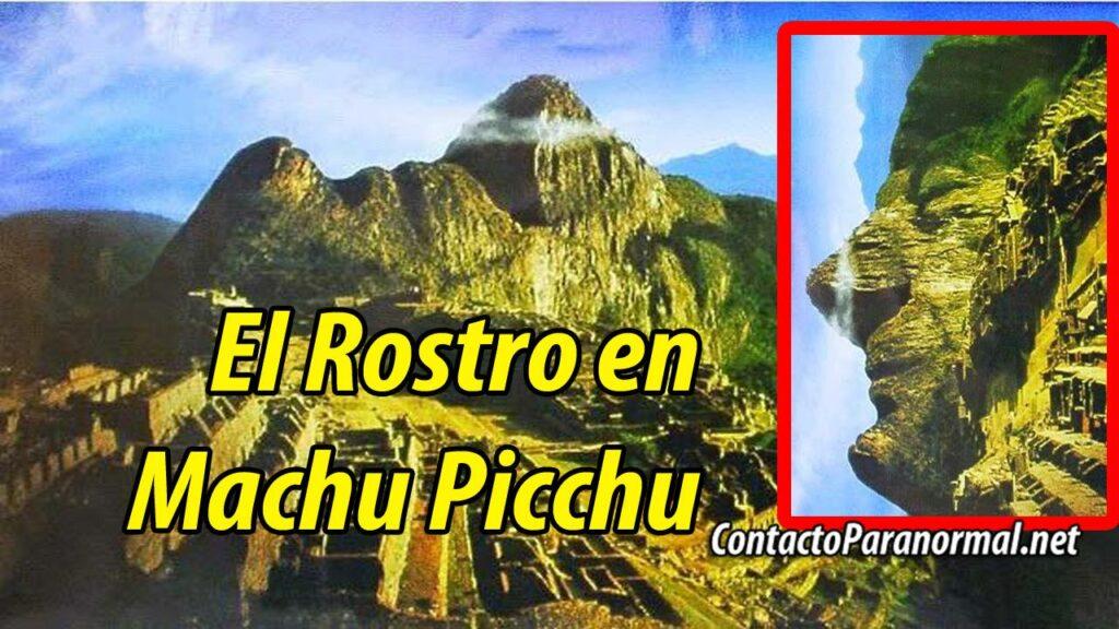 El Enigma del rostro en Machu Picchu