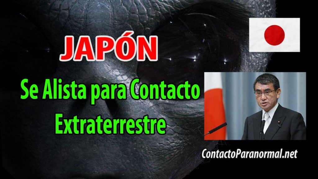 Japón se Prepara para Contacto con Extraterrestres