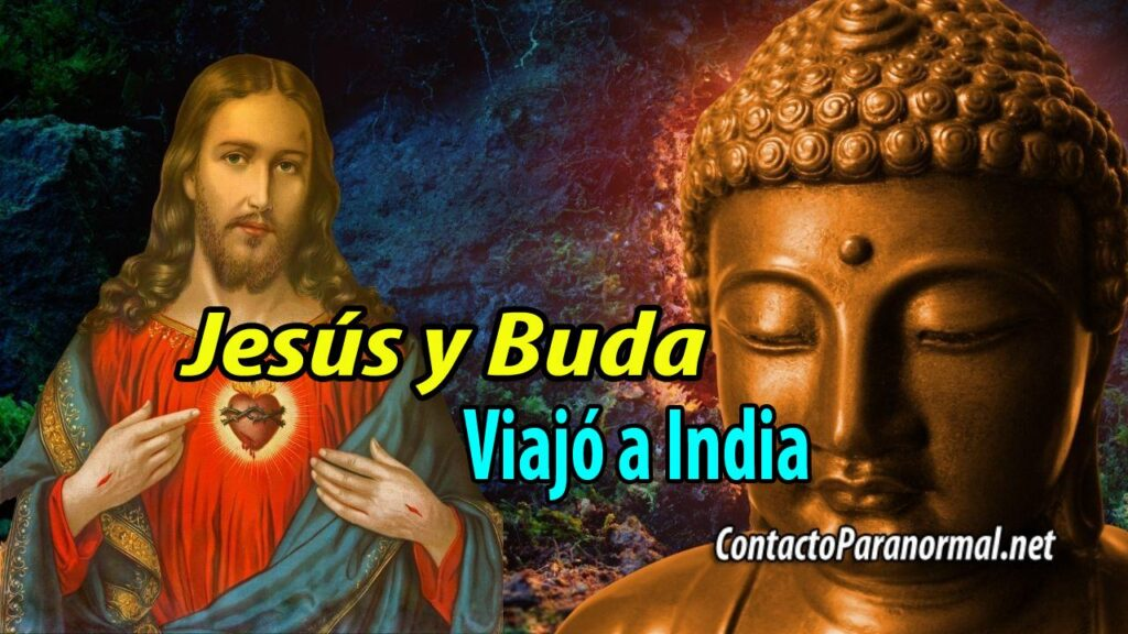 Los Años perdidos de Jesús en India